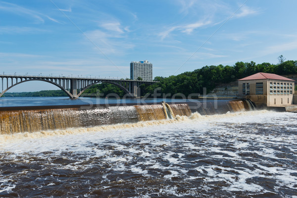 Bridge Stock photo © disorderly