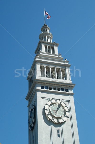 Clock tower Stock photo © disorderly