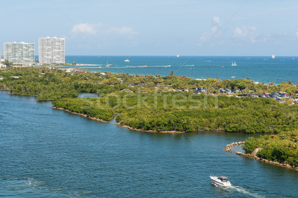 Intracoastal Waterway Stock photo © disorderly