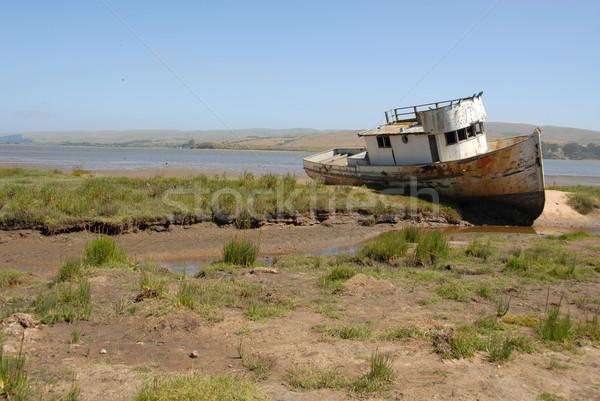 Fishing boat Stock photo © disorderly