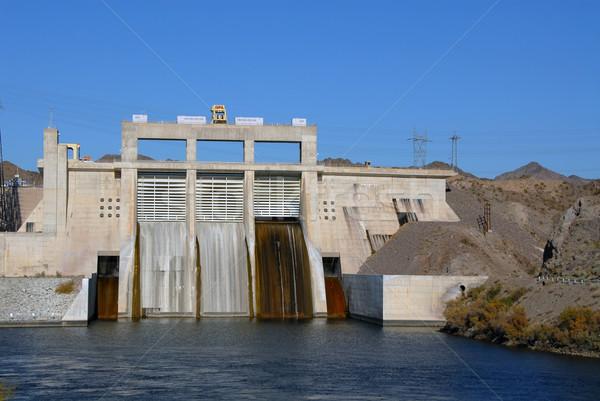 Glen Canyon Dam Stock photo © disorderly