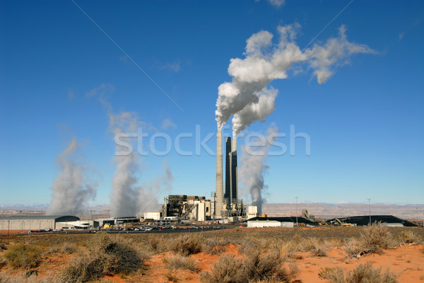 Power plant Stock photo © disorderly