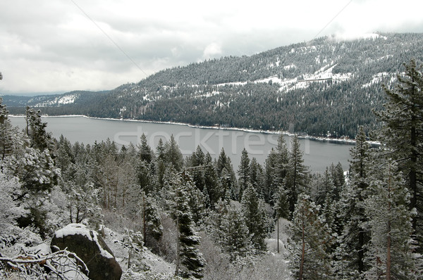 Donner Pass Stock photo © disorderly