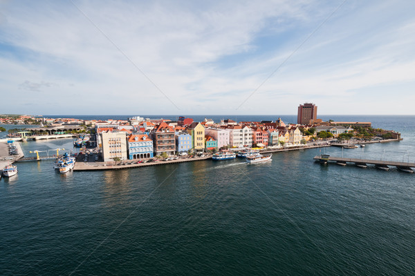 Willemstad Stock photo © disorderly