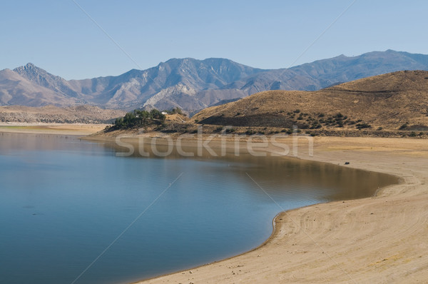 Lake Isabella Stock photo © disorderly