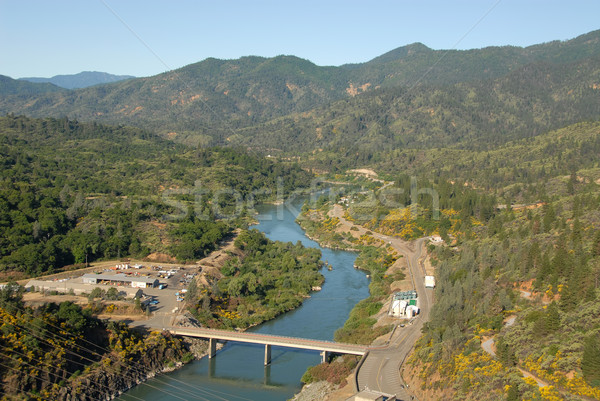 Below Shasta Dam Stock photo © disorderly