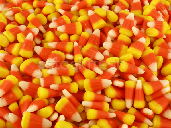 Dulces maíz halloween tradición fondo Foto stock © disorderly