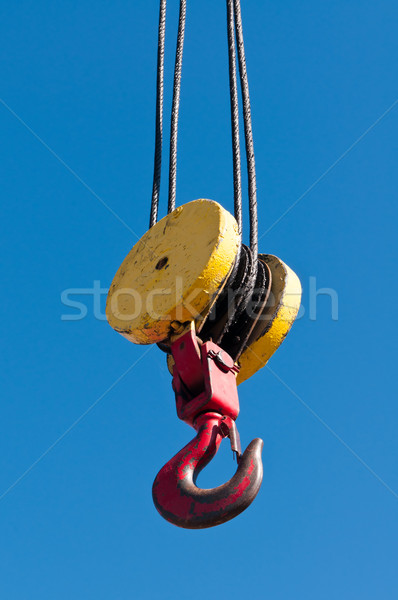 Hoist Stock photo © disorderly