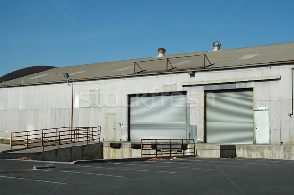 Loading dock Stock photo © disorderly