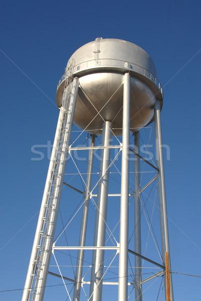 Víz torony helyhatósági tuba város Arizona Stock fotó © disorderly