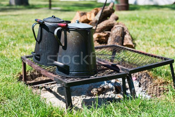 Campfire Stock photo © disorderly