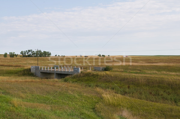 Farm bridge Stock photo © disorderly