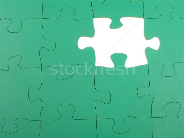 Puzzle Stock photo © disorderly