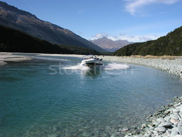 Jetboat Stock photo © disorderly