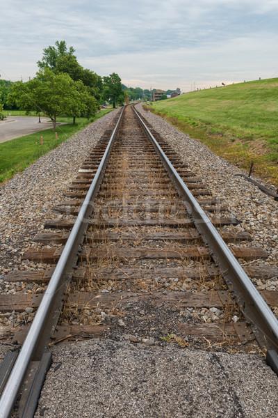 Railway Stock photo © disorderly