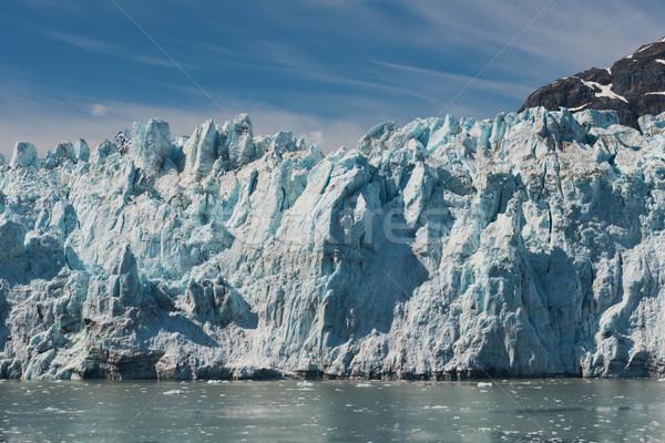 Geleira parque Alasca neve gelo Foto stock © disorderly