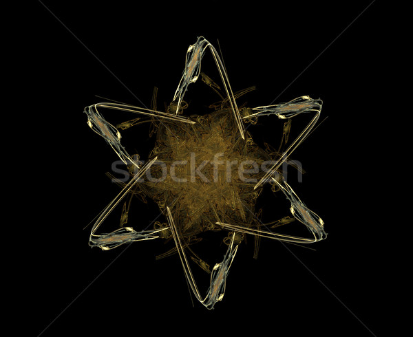 Star of David Stock photo © disorderly