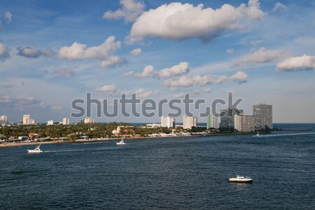 Port Everglades Stock photo © disorderly