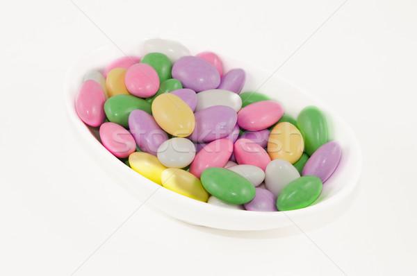 Jordânia prato pastel cores Foto stock © disorderly