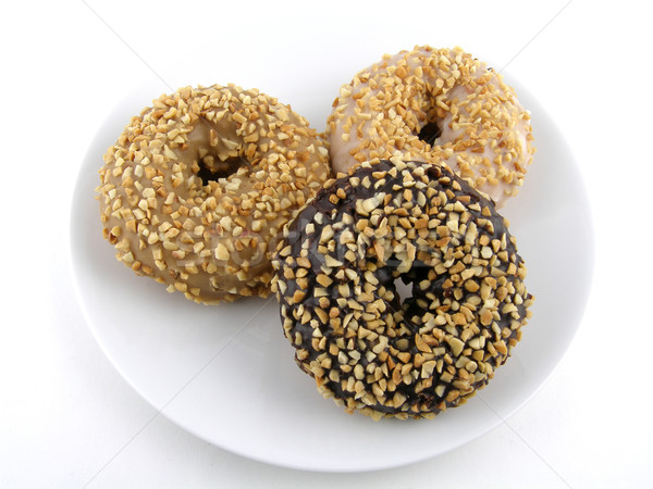 Doughnuts Stock photo © disorderly