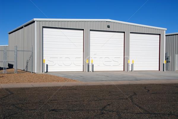 Boot opslag pagina Arizona veiligheid Stockfoto © disorderly