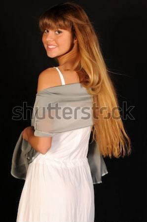 Redhead Stock photo © disorderly
