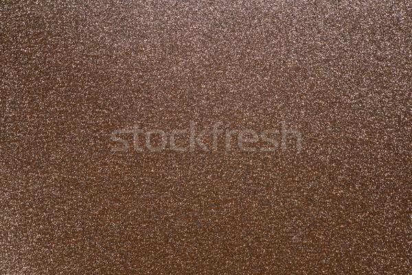 Miedź blask biały tekstury tle Zdjęcia stock © disorderly
