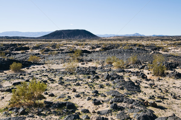 Amboy Crater Stock photo © disorderly
