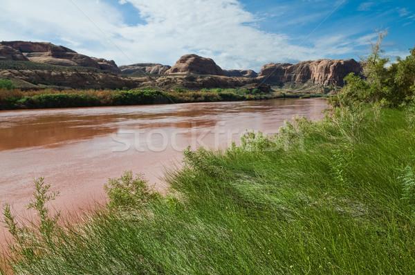 Colorado River Stock photo © disorderly