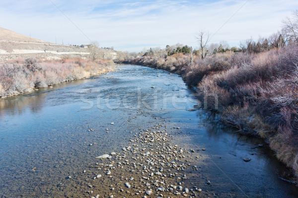 Truckee River Stock photo © disorderly