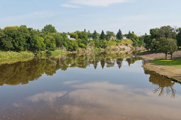 Souris River Stock photo © disorderly