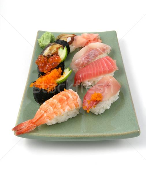Sushi Stock photo © disorderly