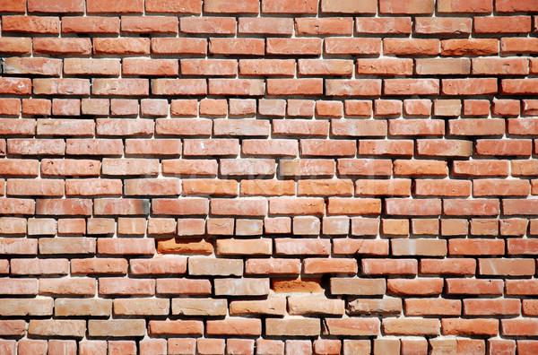 Brick wall Stock photo © disorderly