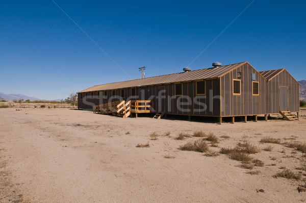 Barracks Stock photo © disorderly