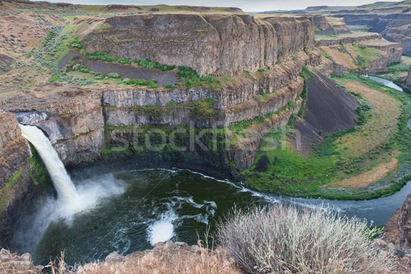 Palouse Falls Stock photo © disorderly