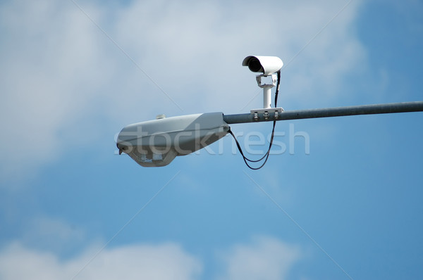 Streetlight Stock photo © disorderly