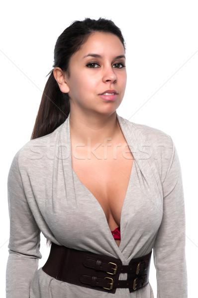 Gray sweater Stock photo © disorderly