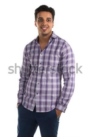 Cheerful man Stock photo © disorderly
