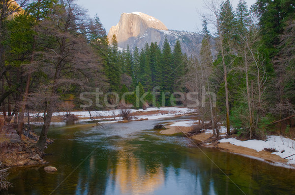 Stock photo: Half Dome