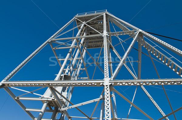 Mine hoist Stock photo © disorderly