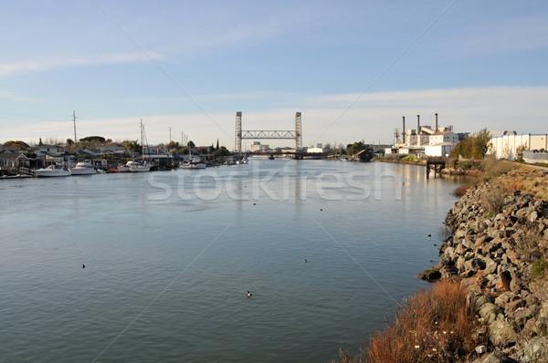 Oakland Estuary Stock photo © disorderly