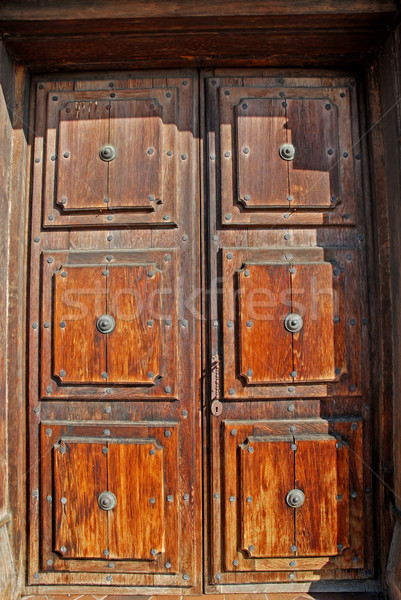 Doors Stock photo © disorderly