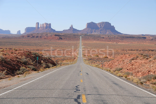 Monument Valley Stock photo © disorderly