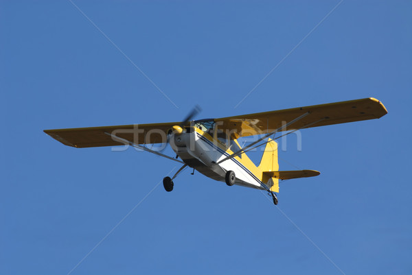 Small plane Stock photo © disorderly