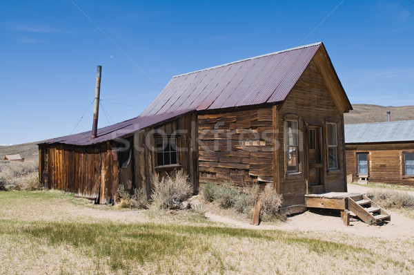 Casa abandonado histórico parque California estructura Foto stock © disorderly
