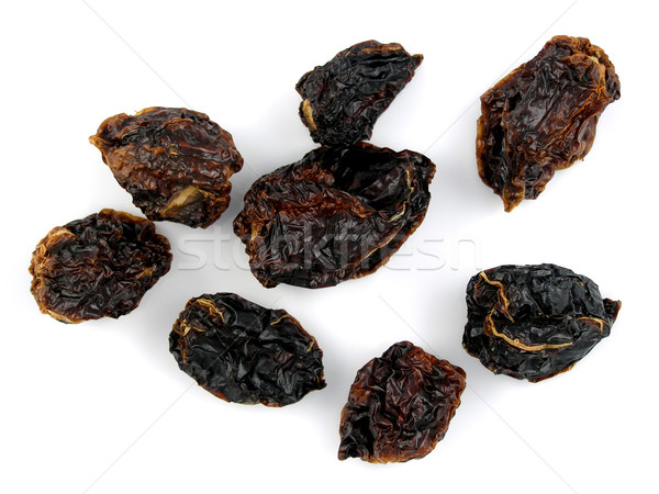 Dried habanero chilis Stock photo © disorderly