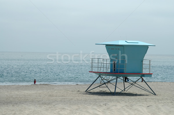 Lifeguard station Stock photo © disorderly
