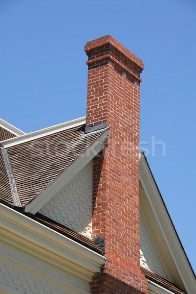 Chimney Stock photo © disorderly