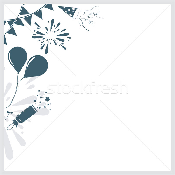 Party background Stock photo © djemphoto