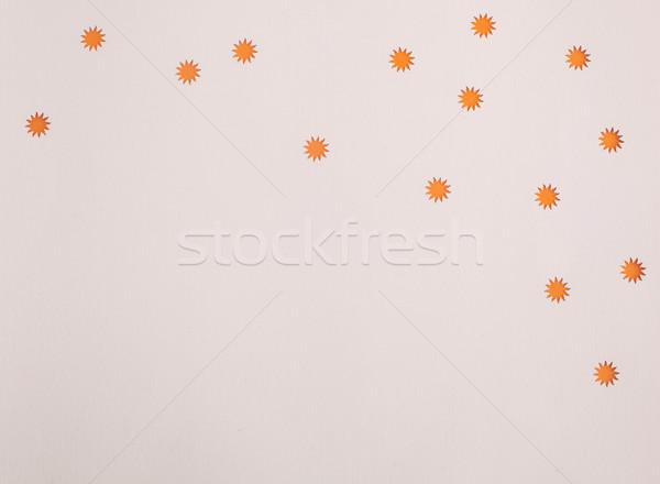 Csillag origami papír textúra fény terv Stock fotó © djemphoto